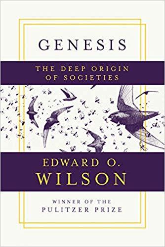 Book cover of Genesis: The Deep Origin of Societies